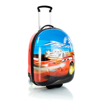 Heys Disney Cars 2 Rolling Luggage [The Race is On!]