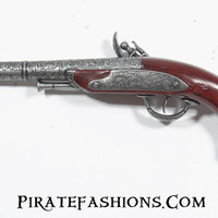 Queen Anne Flintlock Pistol – Pirate Fashions