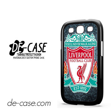 Liverpool Fc Football For Samsung Galaxy S3 Case Phone Case Gift Present