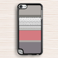 ipod cover,color design ipod 5 case,hand paint style ipod 4 case,pink gray pattern ipod cover,novel ipod case,art design ipod 4 case