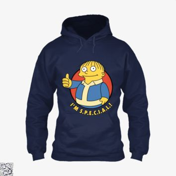 I'm S P E C I A L, The Simpsons Hoodie