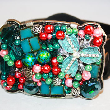 Western Belt Buckle - Womens Belt Buckle