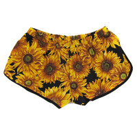 Rojas: Blossom Sunflower Shorts, at 21% off!