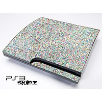Colorful Dotted Skin for the Playstation 3