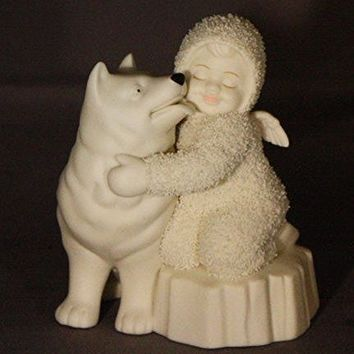 Department 56 Snowbabies - 2000 Cold Noses, Warm Hearts 56.69075