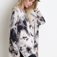 Tie Die Top - Midnight