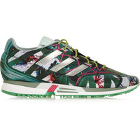 adidas Originals - + Mary Katrantzou Bomfared Equipment Racer scuba-jersey sneakers