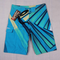 Men Beach Pants Quick Dry Plus Size Shorts [11405165007]