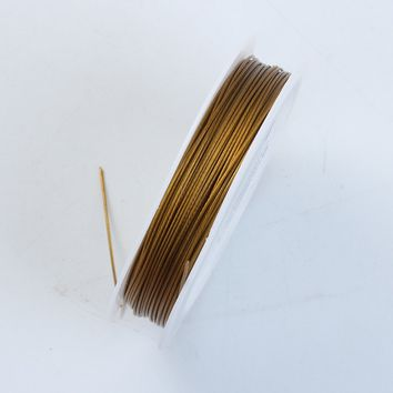 WGF-101-20G Gold Color Wire 20 Gauge