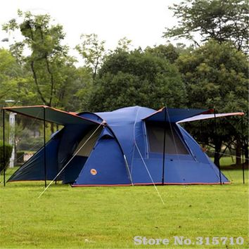 3-4 Person Large Family Camping Tent