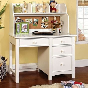 Omnus Match With Various Youth Desk , White