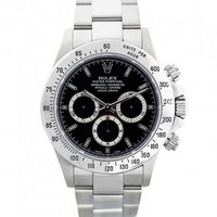 Rolex Daytona 16520 Stainless Steel Men's Watch