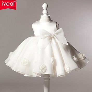 New Arrival Little Girl Ball Gown Scoop Glitz Pageant Flower Girls Dresses For Children Wedding First Holy Communion Gown