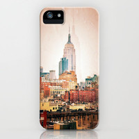 NYC Vintage style iPhone & iPod Case by Love2Snap