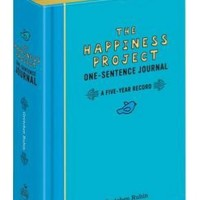 BARNES & NOBLE | The Happiness Project One-Sentence Journal: A Five-Year Record by Gretchen Rubin, Crown Publishing Group | Other Format