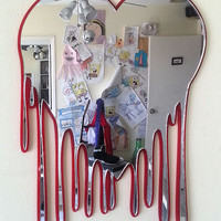 Bleeding Heart Mirror