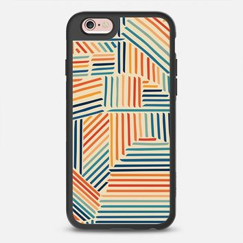 Strypes iPhone 6s case by Fimbis | Casetify