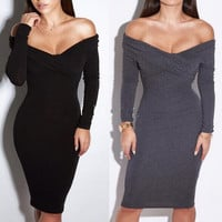 New Women Strapless Dress Gift 205