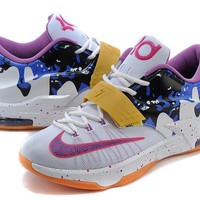 Nike Mens Kevin Durant Kd 7 Se Ep Peanut Butter Jelly Us7 12 | Best Deal Online