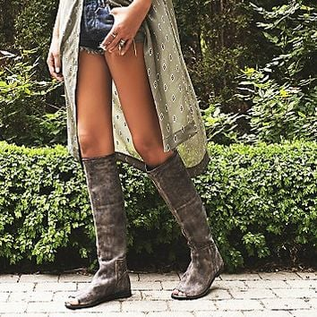 FP Collection Womens Vermillion Tall Boot