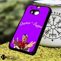 Chance the Rapper HTC One M7, One M8, One M9, One M9 Plus, One M10 Case
