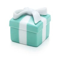 Tiffany & Co. - Tiffany Blue Box® in porcelain, mini.