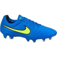 Nike Men's Tiempo Legend V FG Soccer Cleat - Blue/Volt | DICK'S Sporting Goods