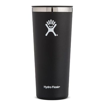 22 oz Tumbler Hydro Flask - Black
