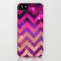 PARTY CHEVRON iPhone Case by M✿nika  Strigel	 | Society6