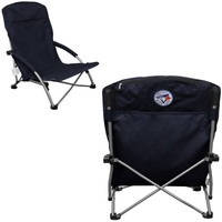Toronto Blue Jays Tranquility Chair - Navy Blue - http://www.shareasale.com/m-pr.cfm?merchantID=7124&userID=1042934&productID=555878412 / Toronto Blue Jays