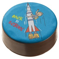 Back To School Chocolate Covered Oreo