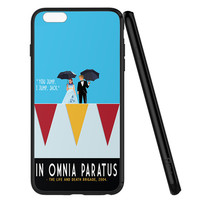 Gilmore Girls In Omnia Paratus iPhone 6 | 6S Case Planetscase.com
