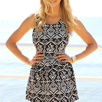 SABO SKIRT  Tribal Dress - $58.00