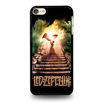 LED ZEPPELIN STAIRWAY TO HEAVEN iPod Touch 6 Case Cover