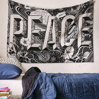 Gemma OBrien Peace Tapestry - Urban Outfitters