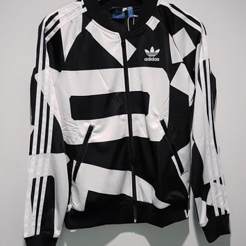 Adidas Originals Bold Age Three Stripe Track Jacket