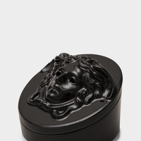 Versace Tonal Medusa Head Incense Burner - Home Collection | US Online Store