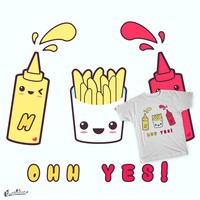 Oh yes. on Threadless