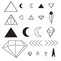 Symbol Tattoo Pack