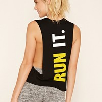 Active Run It Tank Top