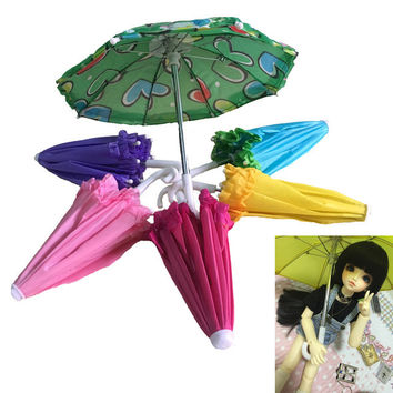 "Accessories Handmade Doll's Umbrella For American Girl 18"" 16""dolls Baby Toys"