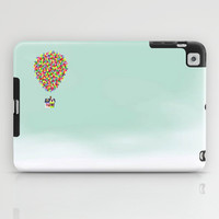 Up iPad Case by Derek Temple