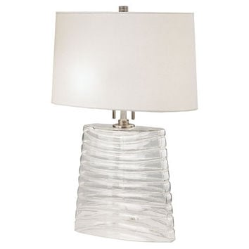 Wells Collection Table Lamp design by Robert Abbey