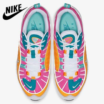 Nike Air Max 98 Sneakers Trending Shoes Rainbow Colorful Women Shoes