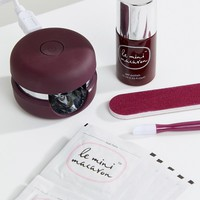 Le Mini Macaron Gel Manicure Kit at asos.com