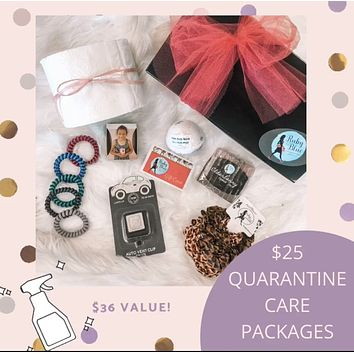 $25 Quarantine Care Packages