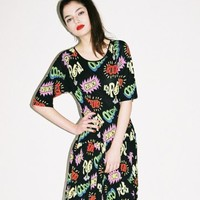 Lazy Oaf | Lazy Oaf Kapow Flapper Dress