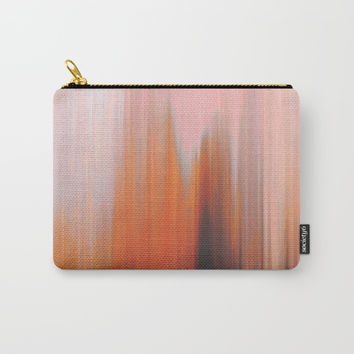 Give In Carry-All Pouch by DuckyB