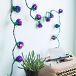 ModCloth Boho In Rose and Columns String Lights in Purple