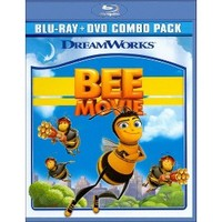 Bee Movie (2 Discs) (Blu-ray/DVD) (Widescreen)